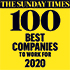 AJ Bell is 1 of 100 best companies to work for 2018